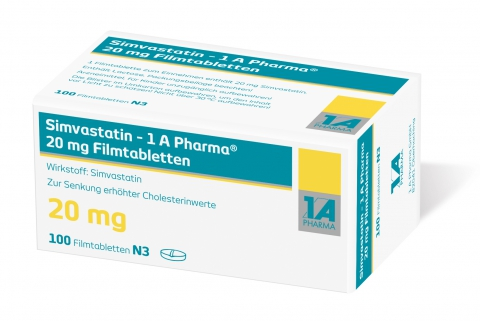 Simvastatin 20 Mg Tablet Side Effects