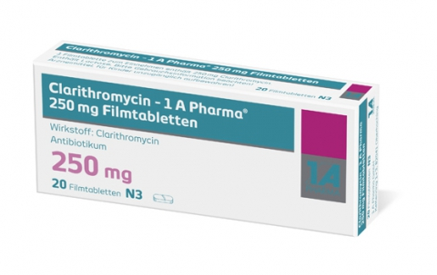 Clarithromycin Dosage For Dogs
