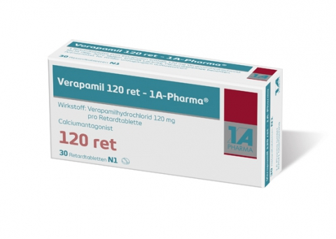 Verapamil Sr 120 Mg