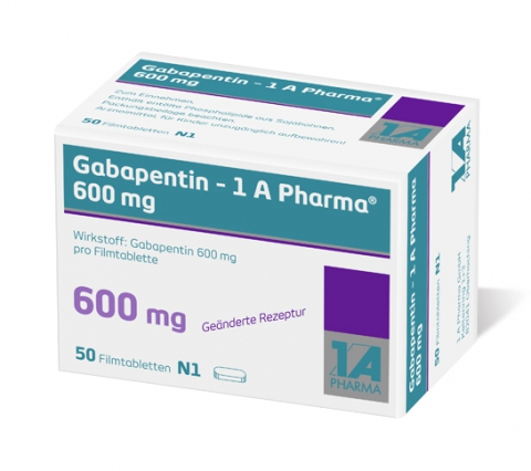 Prescription Drug Neurontin
